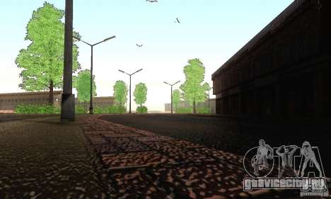 ENBSeries by dyu6 v4.0 для GTA San Andreas второй скриншот