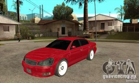 GTA IV Intruder для GTA San Andreas