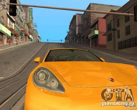 ENBSeries Realistic для GTA San Andreas шестой скриншот