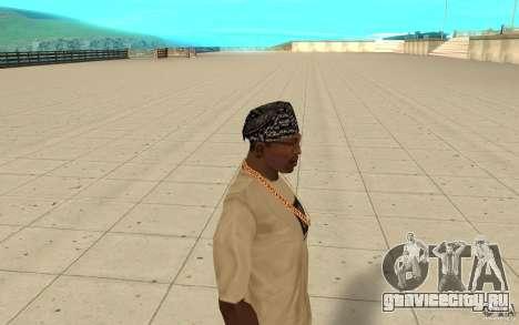 Бандана D12 для GTA San Andreas