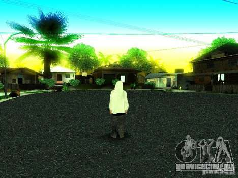 New ColorMod Realistic для GTA San Andreas