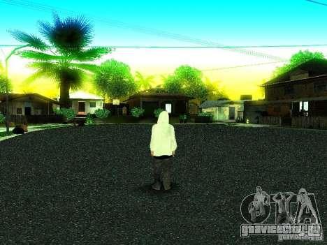 New ColorMod Realistic для GTA San Andreas