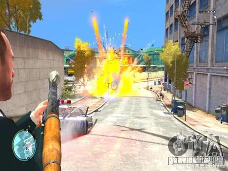 Real Explosions v2 FINAL для GTA 4