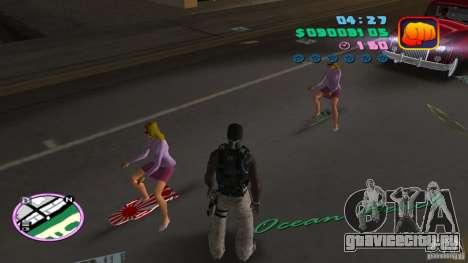 50 Cent Player для GTA Vice City третий скриншот