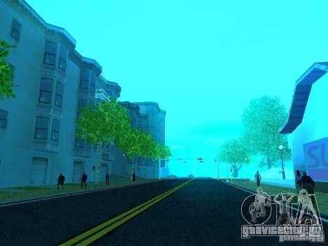 Новый Color Mod для GTA San Andreas шестой скриншот
