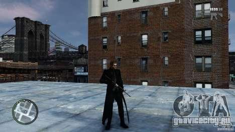RE5 Wesker для GTA 4 четвёртый скриншот