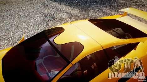 Lamborghini Cala для GTA 4 вид сбоку