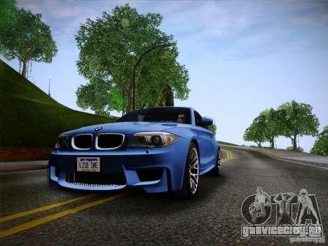 BMW 1M v2 для GTA San Andreas вид справа