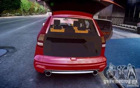 Honda CR-V Light Tuning для GTA 4 вид снизу