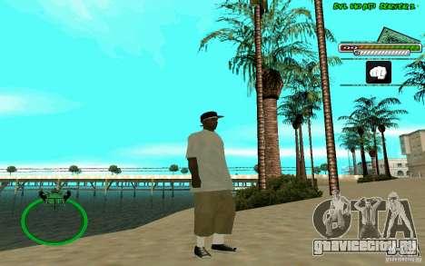 Nigga HD skin для GTA San Andreas четвёртый скриншот