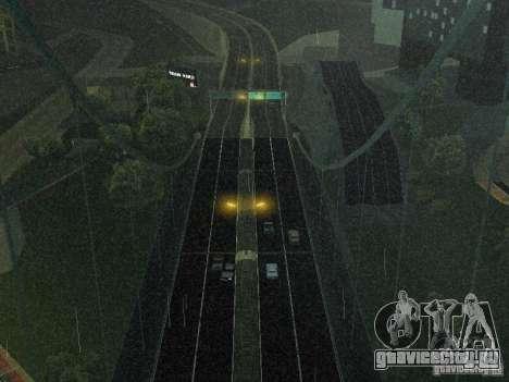 New Roads in San Andreas для GTA San Andreas пятый скриншот
