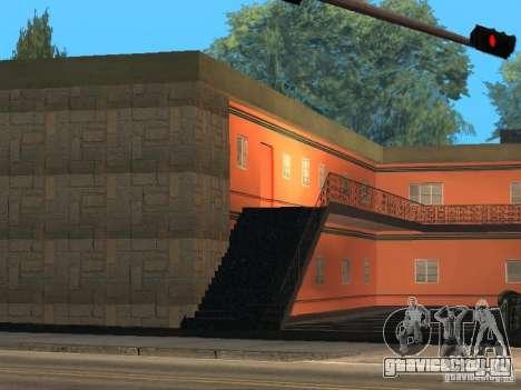 Новый мотель для GTA San Andreas второй скриншот