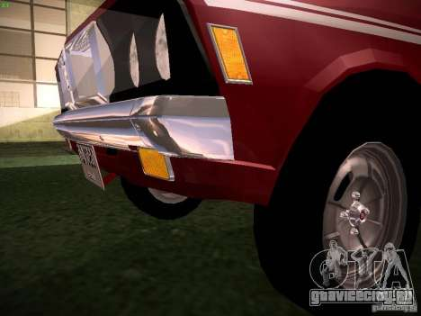 Mitsubishi Galant GTO-MR для GTA San Andreas вид сбоку