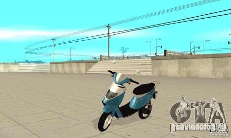 GTAIV Faggio для GTA San Andreas