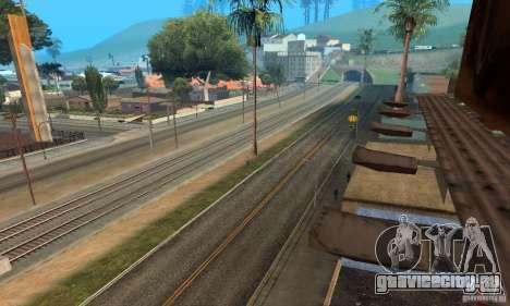 Grove Street 2013 v1 для GTA San Andreas второй скриншот