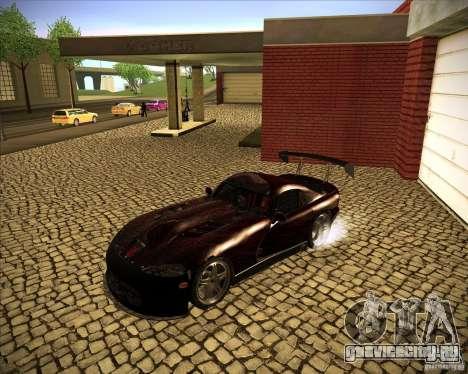 Dodge Viper TT для GTA San Andreas