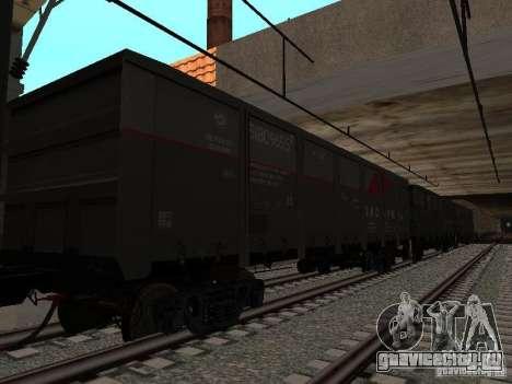 ЖД мод IV final для GTA San Andreas шестой скриншот