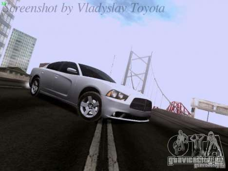 Dodge Charger 2013 для GTA San Andreas