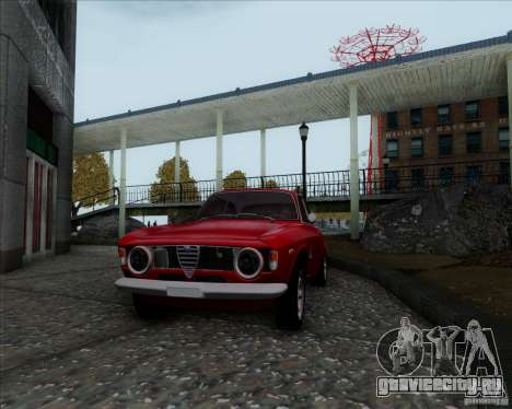 ENBSeries by slavheg v3 для GTA San Andreas третий скриншот