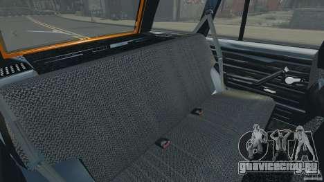 ВАЗ-21043 v1.0 для GTA 4 вид сбоку