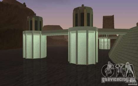 Новая дамба для GTA San Andreas третий скриншот