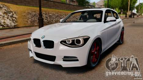 BMW 135i M-Power 2013 для GTA 4
