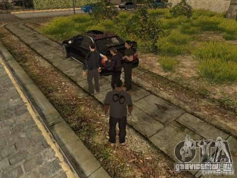MAFIA Gang для GTA San Andreas второй скриншот