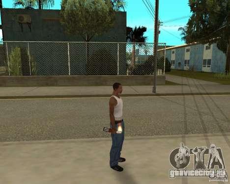 Оружия из STALKERa для GTA San Andreas шестой скриншот