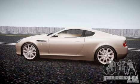 Aston Martin DB9 2005 V 1.5 для GTA 4 вид слева