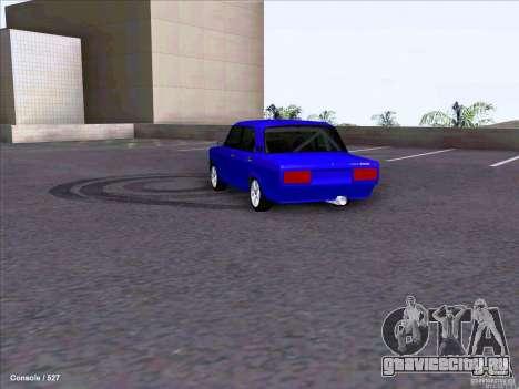 ВАЗ 2107 Drift для GTA San Andreas вид справа