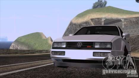 Volkswagen Corrado VR6 для GTA San Andreas вид слева
