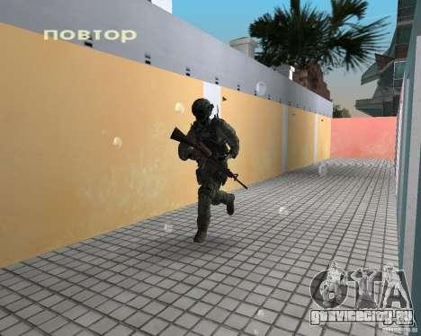 Фрост из CoD MW3 для GTA Vice City третий скриншот