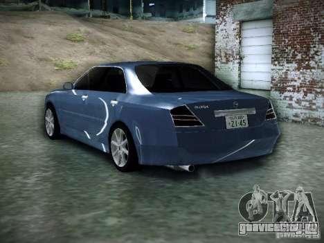 Nissan Gloria для GTA San Andreas вид слева