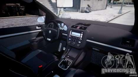 Volkswagen Golf GTI 2006 v1.0 для GTA 4 вид снизу