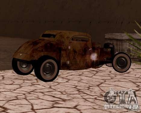 Ford Rat Rod для GTA San Andreas вид справа