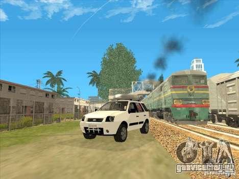 Ford EcoSport 2008 для GTA San Andreas