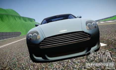 Aston Martin DB9 2005 V 1.5 для GTA 4 вид сбоку