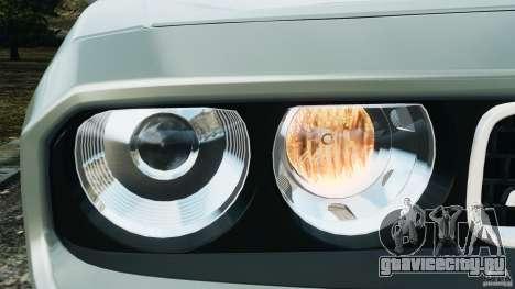 Dodge Challenger SRT8 2009 [EPM] для GTA 4 колёса