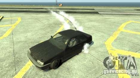 Drift Handling Mod для GTA 4 четвёртый скриншот