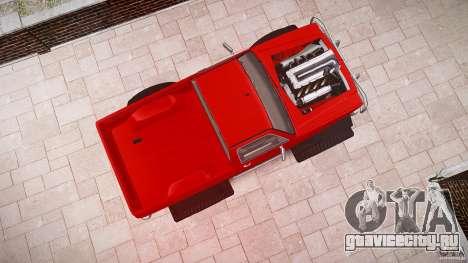 MonsterTruck для GTA 4 вид сбоку