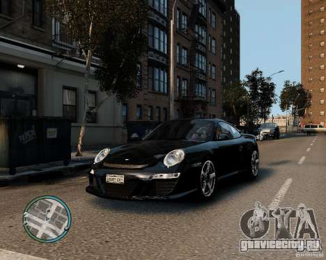 Ruf Rt 12 для GTA 4