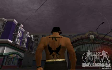 Hollywood Undead Tatoo для GTA San Andreas