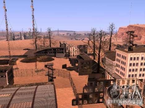 Чернобыль MOD v1 для GTA San Andreas пятый скриншот