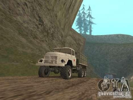 ЗИЛ 131 Парадный для GTA San Andreas