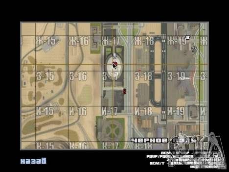 Новое здание LV для GTA San Andreas пятый скриншот