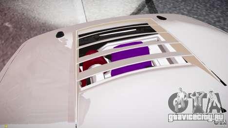 Nissan Sileighty для GTA 4 вид снизу