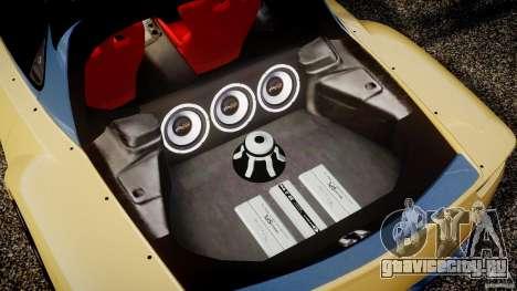 Mazda RX-7 Veilside v0.8 для GTA 4 салон