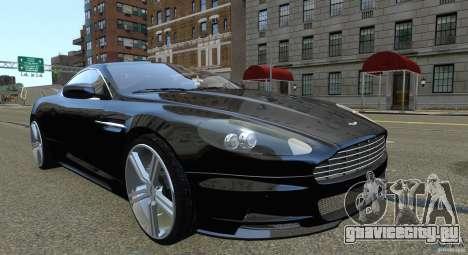 Aston Martin DBS v1.0 для GTA 4