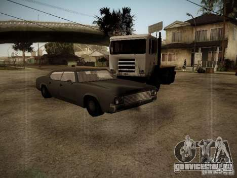 Impaler 1987 San Andreas Stories для GTA San Andreas
