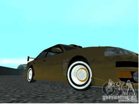 Deluxo Wheels Mod для GTA San Andreas пятый скриншот